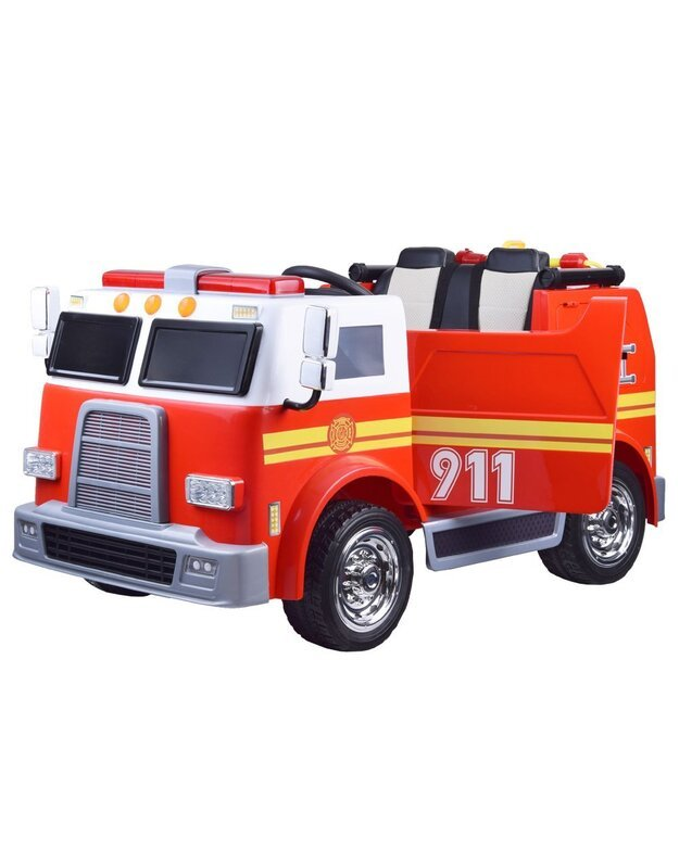 Auto on the FIRE SAFETY battery for the PA0197 remote control