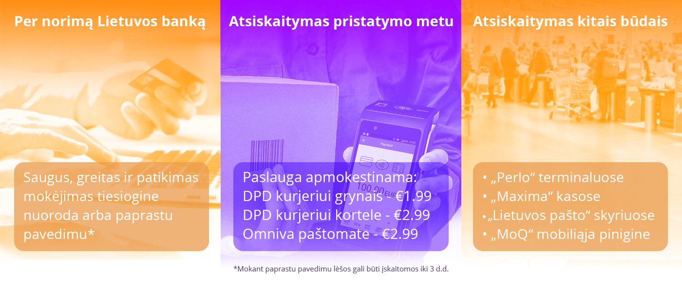 prekybos sąlygų patvirtinimas)